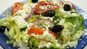 Not salady enough