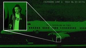 Not plane sailing: Abbott delayed by sabotage