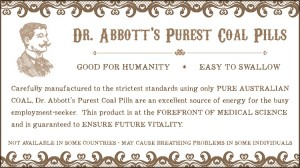 Abbott's miracle cure.