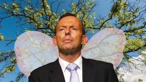 Abbott: no airy-fairy power targets.