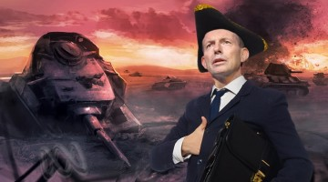 Abbott Goes Nuclear in War on Error